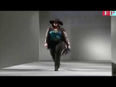 paly media of Plus Size Fashion selection, Plus Size Fashion show sixe video  best Youtube channel