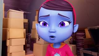 Vampirina switch to switch Poppy