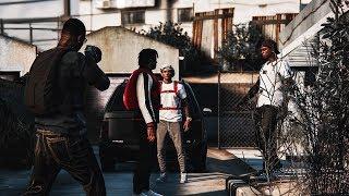 GTA 5 High School Life In The Hood EP.1