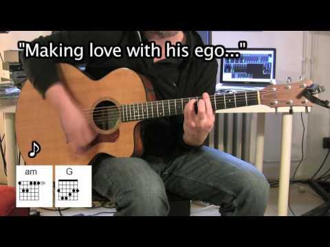 Ziggy Stardust - Acoustic Guitar - David Bowie