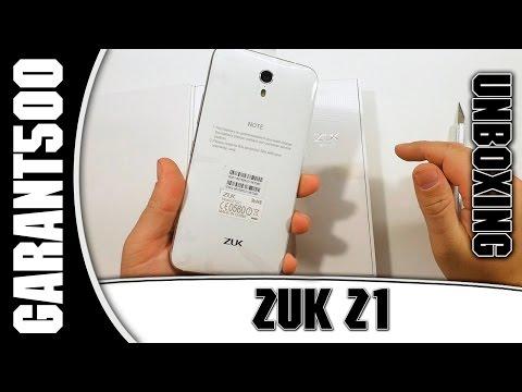 ZUK Z1! Гневная распаковка!