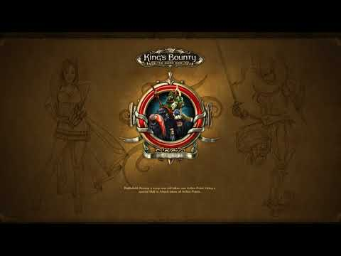 Let's Play Kings Bounty Dark Side Impossible Demoness # 70 out of the mines |