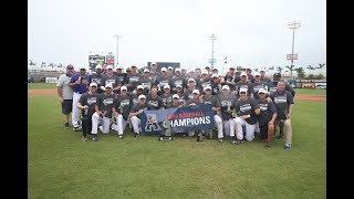 2018 Baseball Championship Highlights: No. 4 ECU 4, No. 3 UConn 3