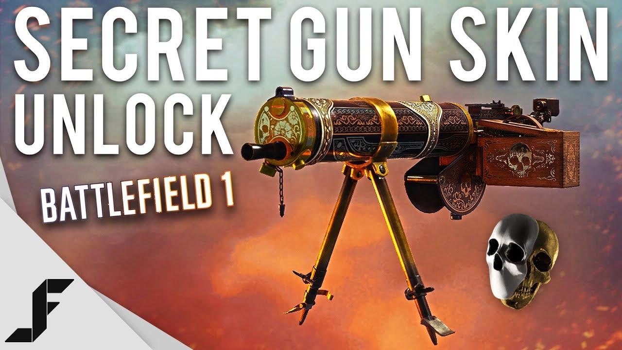 battlefield 1 how to unlock weapons