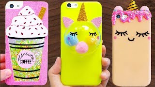 8 totally cool phone case ideas inspired by the magical unicorn! En...