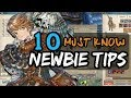Tree of Savior Re:Build - 10 MUST KNOW TIPS For Newbies!