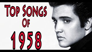 Cover images Top Songs of 1958