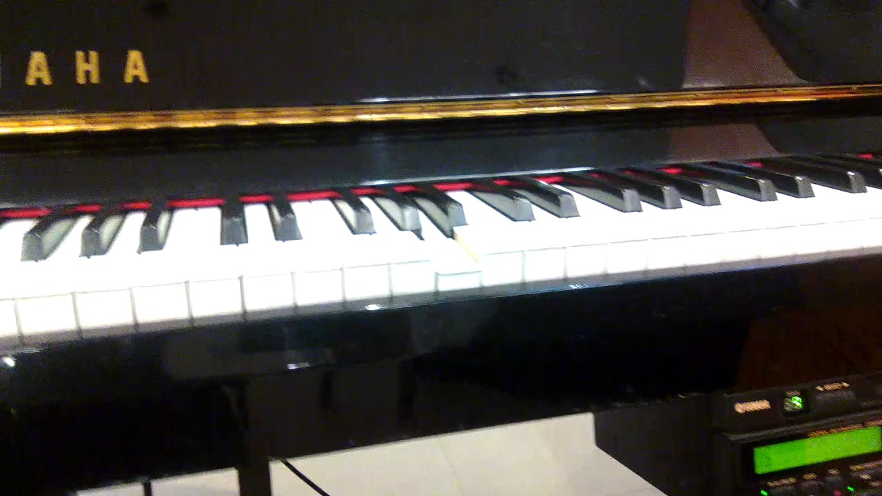 Цифровое пианино CASIO PX-750 - YouTube