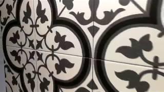Испанская плитка в салоне Terra Cotta на Кульман, 31