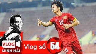 Vlog Minh Hải | Công Phượng được sinh ra để làm ngôi sao