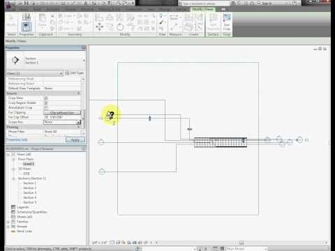 How To Turn On Section Box In Revit Architecture Cut I