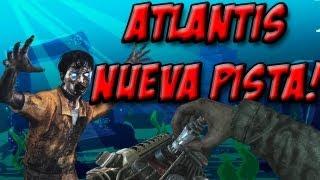BO2 Zombies   Nueva Información de ATLANTIS!   Nuevo DLC!