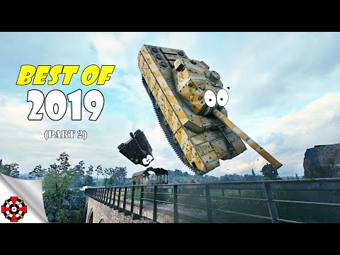 World Of Tanks - BEST OF Funny Moments 2019! (Wot Best Of Epic Wins And Fails, Part 2)