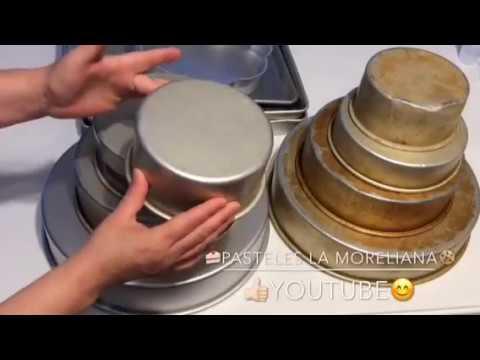 Los moldes mas basicos en la reposteria para - Moldes reposteria ...