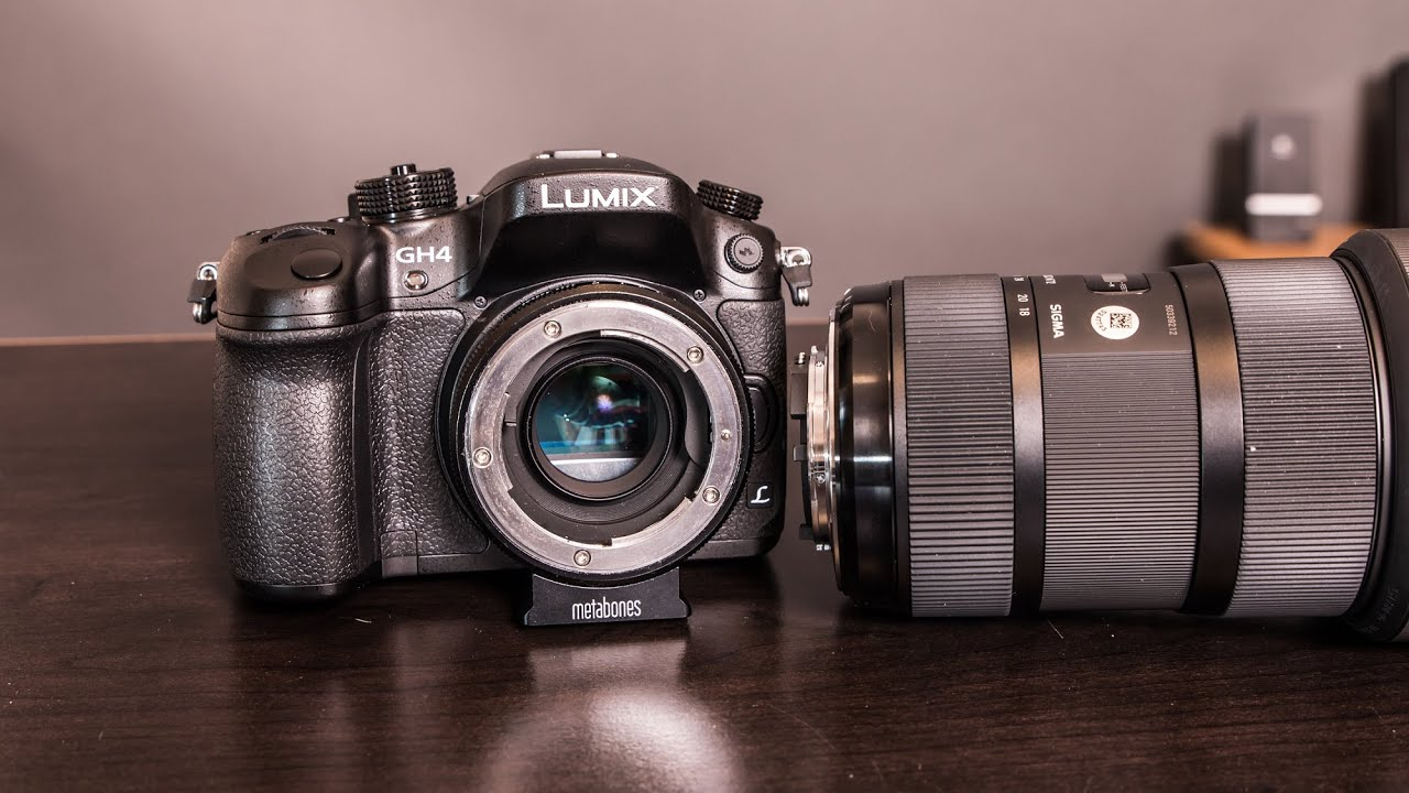 Favorite lens for the GH4 & Metabones Speedbooster Review - YouTube