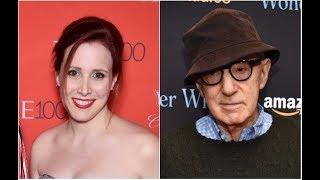 Dylan Farrow habló sobre los abusos de Woody Allen