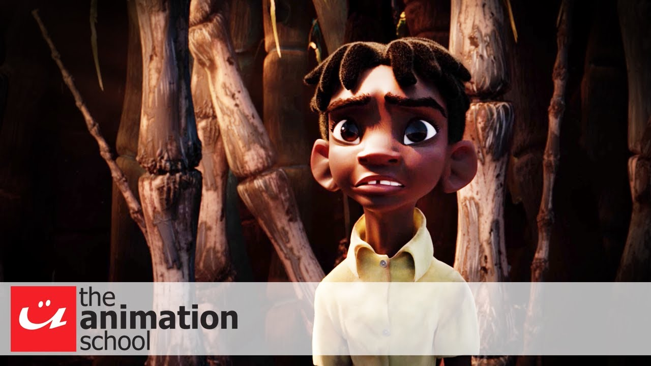 Sugarcane Man - The Animation School