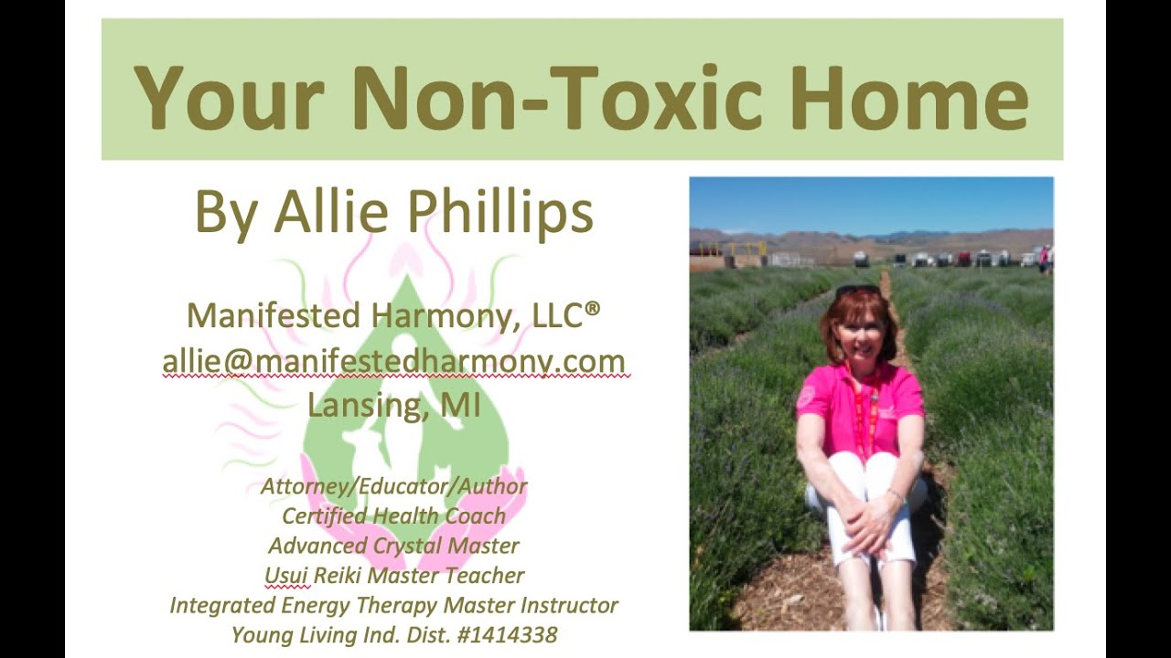Your Non-Toxic Home