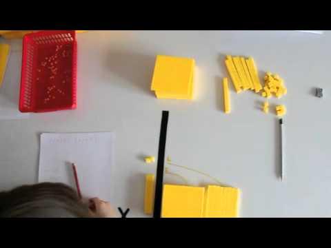 Algebra At Montessori Centre Wales