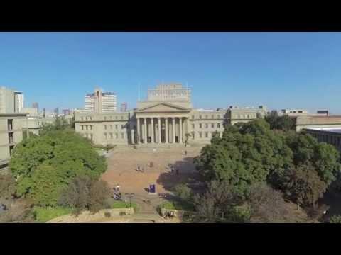 Wits University Aerial Flight