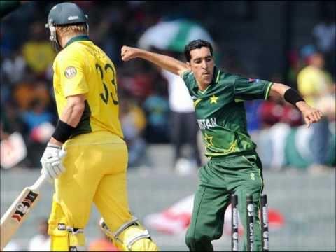 Pakistan vs. Australia win in World Cup 2011