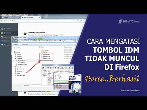 Learn How to resolved idm cc could not be verified for use in firefox and has been disabled, Learn IDM integration for idm....