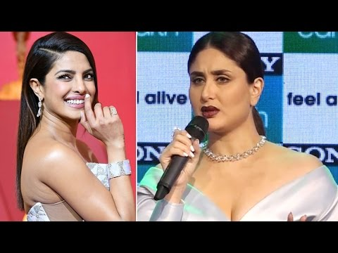 Kareena Kapoor takes a dig at Priyanka Chopra's Hollywood career thumbnail