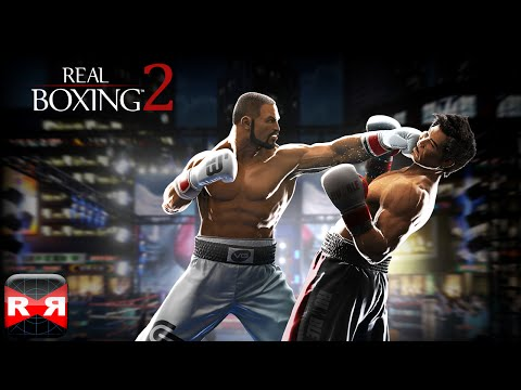 Real Boxing 2 (By Vivid Games) - iOS / Android - Gameplay Video