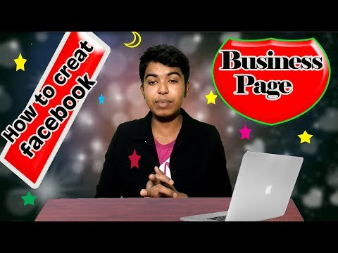 How to creat professional facebook bisness page-Facebook marketing Bangla  Tutorial. thumbnail