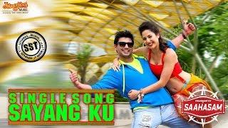 Sayang Ku Sayang Ku | Saahasam | S.S.Thaman | Prashanth