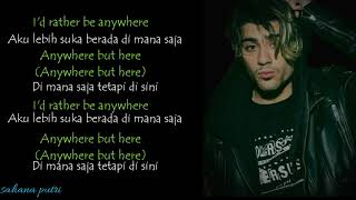 ZAYN - Good Years (Lirik Terjemahan+Lyrics)