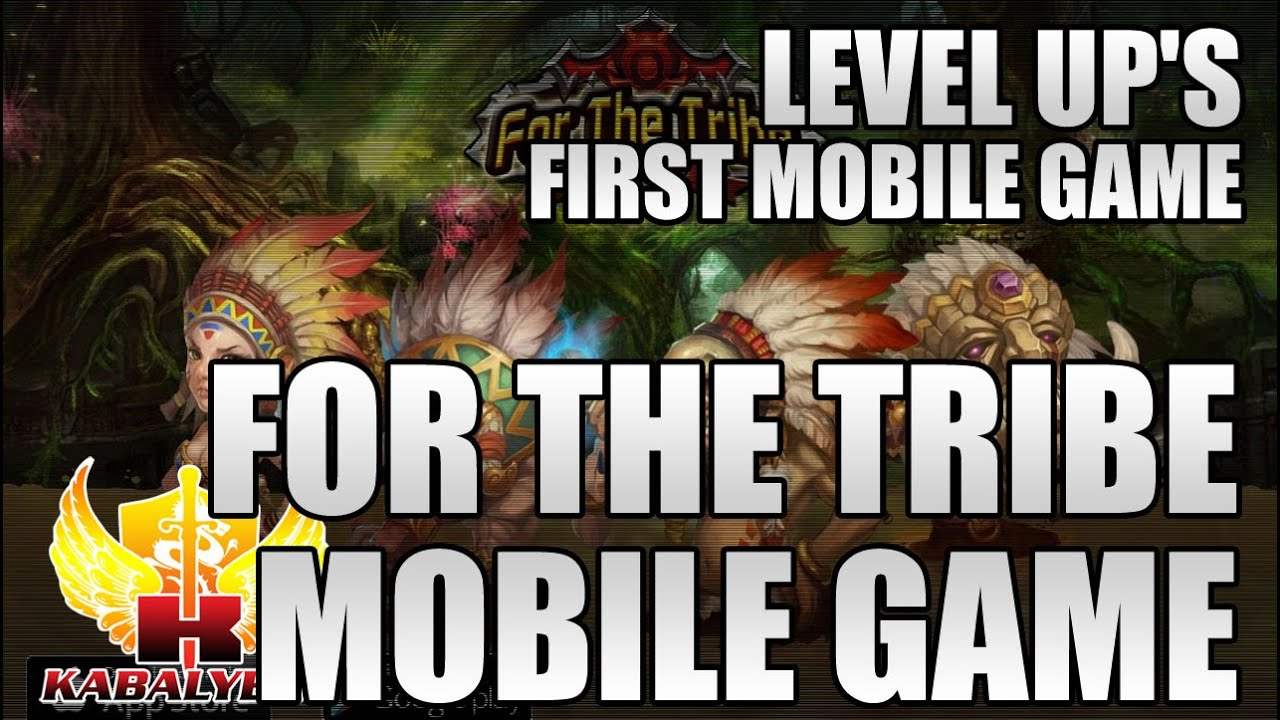 For The Tribe, Free-To-Play Mobile Game