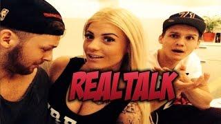 Realtalk #26 | feat. Selina  | Wie jetzt ohne BH ?!