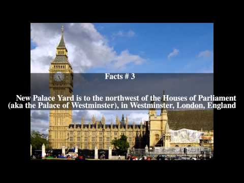 New Palace Yard Top # 5 Facts