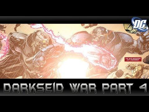 ระเบิดสงครามพิฆาตเทพ! Darkseid War Part 4 - Comic World Daily