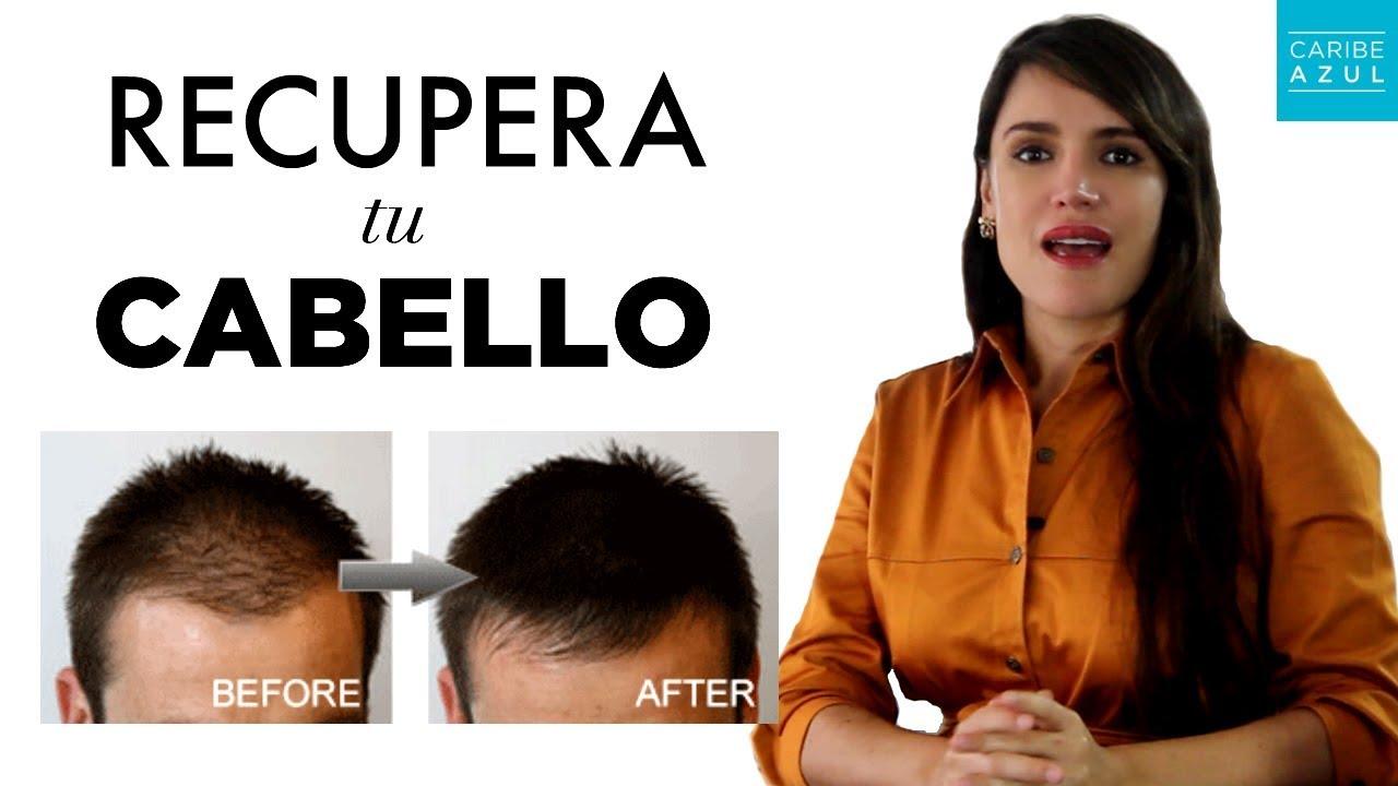 Intacto gris Perforación  Remedio casero para la caída del pelo - Con un ingrediente que tienes en tu  cocina!!! / Caribe Azul - YouTube