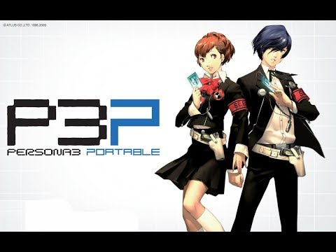 Persona 3 Portable Let's Play/Playthrough #22 Saving Maiko From Getting Trapped In Tartarus