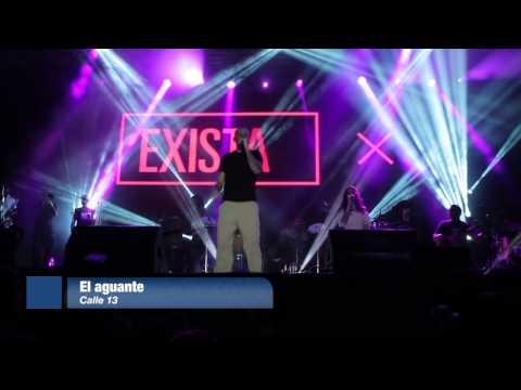 Ver Video de Calle 13 Concierto de Calle 13 en Costa Rica (2014)