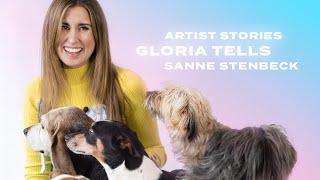 TURNING DREAMS INTO REALITY Gloria Tells - Artist Stories