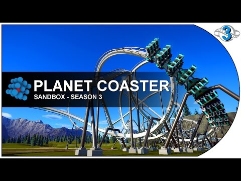 Planet Coaster - S03E03 - Suspended Coaster