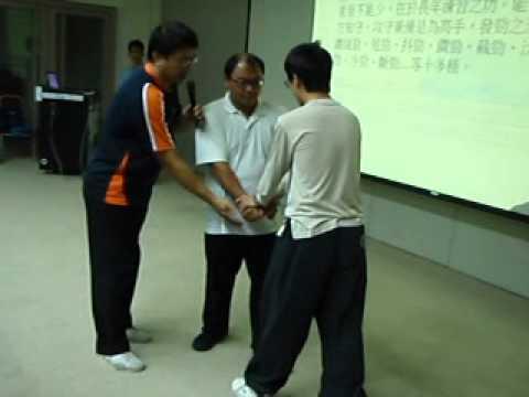 中華古傳陳式太極拳-102年成大演講9