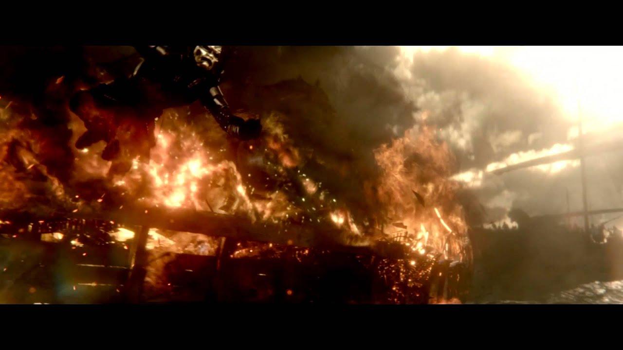 """Epo """"300: Imperijos gimimas"""" treileris. Filmas kinuose nuo KOVO 7 d."""