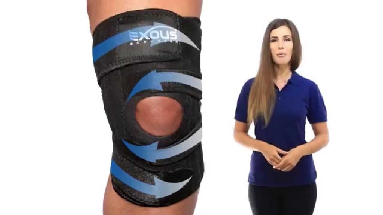 d58b882fa6 Knee Support - Exous Bodygear
