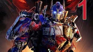 Прохождение Transformers 2: Revenge Of The Fallen [Автоботы] [Часть 1]