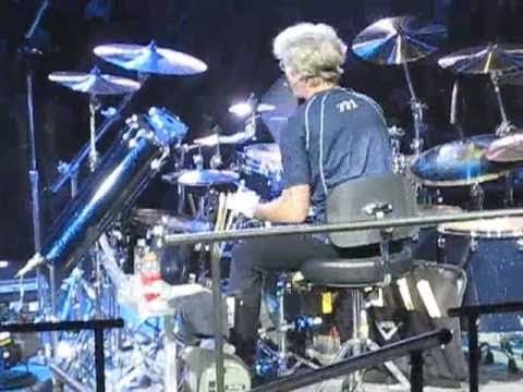 Stewart Copeland  LIVE 1st Row - A Drummer's Delight