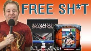 Battlestar Galactica, Baller Beats & Death Race! - IGN Free Sh*t Ep48