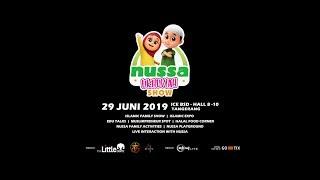 NUSSA UKHUWAH SHOW 29 Juni 2019 ICE BSD