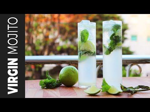 ভার্জিন মোহিতো | ইফতার ড্রিংক | Virgin Mojito | Refreshing Summer Mocktail | Summer Drinks Recipe