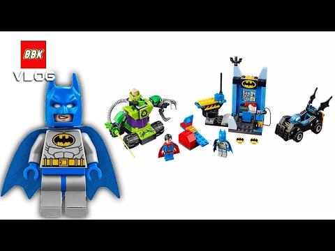 Lego Juniors 10724 Batman Superman Vs Lex Luthor Quick Review