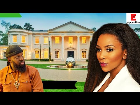 10 Nigerian Celebrities With The Best Houses